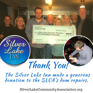 Silver Lake Inn Supports Silver Lake Community Association