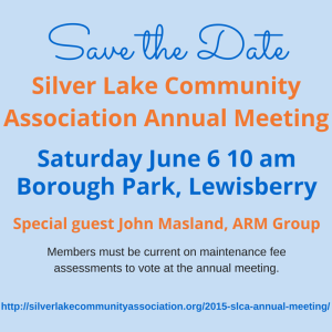 SLCA 2015 Annual Meeting