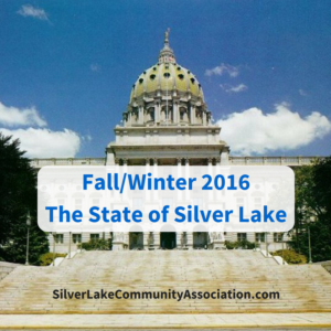 Silver Lake PA Private Dam Financial Assurance Program